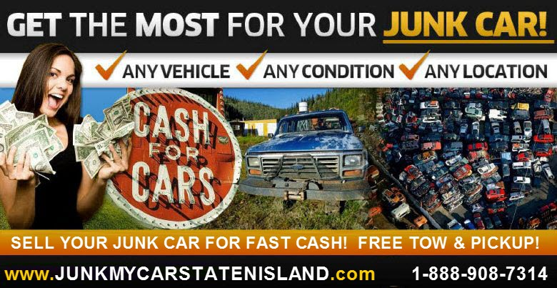 , CASH FOR JUNK CARS STATEN ISLAND!